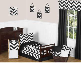 JoJo Designs Sweet Chevron 5 Piece Toddler Bedding Set