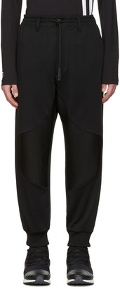 Y-3 Black Core Track Pants $390 thestylecure.com
