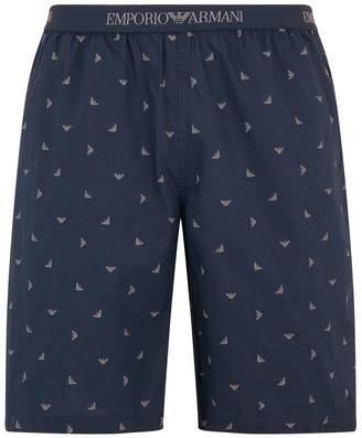 Emporio Armani Eagle Lounge Shorts