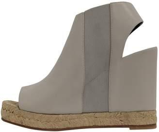 Balenciaga Leather Mules & Clogs