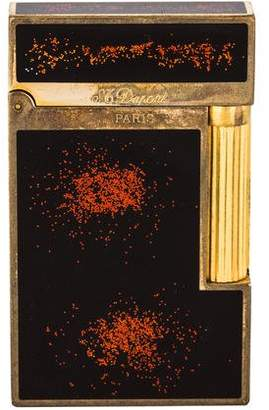 S.t. Dupont Chinese Lacquer Lighter