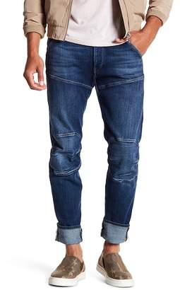 """G-STAR RAW 5620 Deconstructed Tapered Leg Jean - 32\"""" Inseam $180 thestylecure.com"""