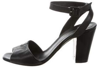Giuseppe Zanotti Leather Ankle Strap Sandals