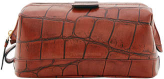 Dooney & Bourke Croco Dopp Kit