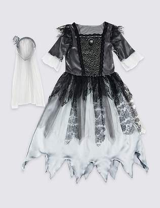Marks and Spencer Kids' Zombie Bride Dress Up