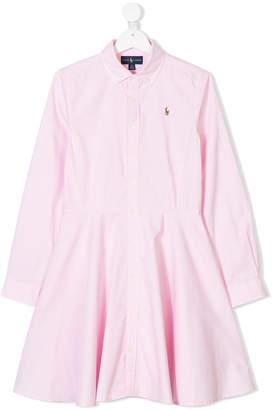 Ralph Lauren buttondown shirt dress