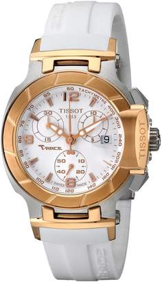 Tissot Women's T048.217.27.017.00 Dial T Race Watch