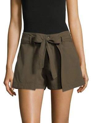 Free People Tie Waist Shorts