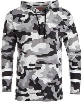 American Rag Men's Varsity Camouflage Hoodie, Created for Macy's