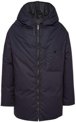 Jil Sander Riverstone Cotton Down Jacket