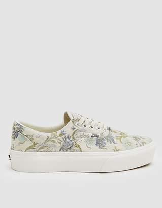 7848bb8d7a47 Vans Era Platform Sneaker in Jacquard