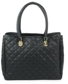 Cole Haan  Benson Quilted Leather Handbag