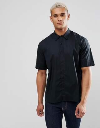ADPT Short Sleeve Oversized Drop Shoulder Shirt