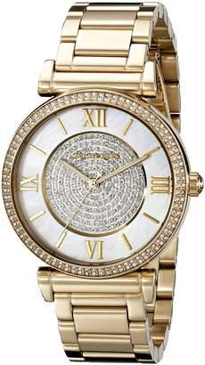 Michael Kors Women's Catlin -Tone Watch MK3332