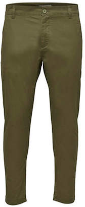 ONLY & SONS Twill Cropped Pants