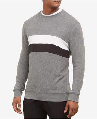 Kenneth Cole New York Kenneth Cole Men's Colorblocked Sweatshirt