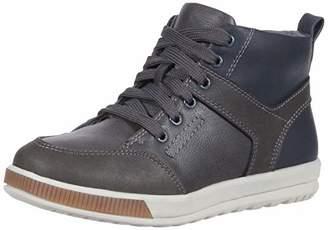 Deer Stags Boys' Landry Memory Foam Dress Casual Comfort High Top Sneaker Boot