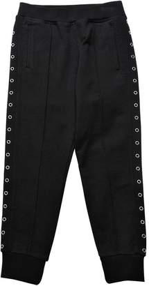 Diesel Eyelets Cotton Sweatpants