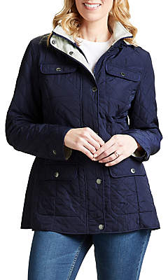 Four Seasons Polar Quilt Jacket