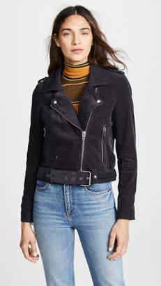 Blank (ブランク) - Blank Denim Corduroy Moto Jacket