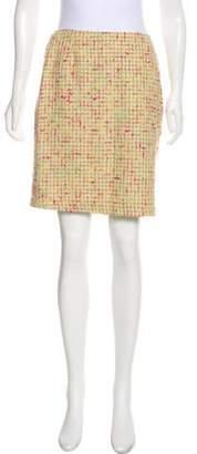 Cynthia Steffe Cynthia Tweed Mini Skirt