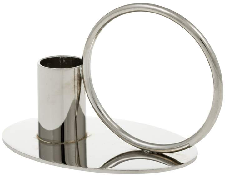 Eight Mood Sander Chamber Stainless Steel Candlestick