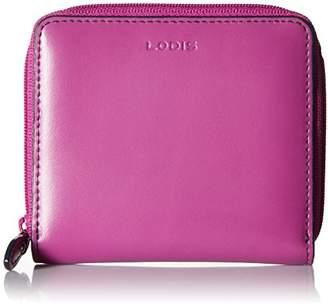 Lodis Women's Audrey Rfid Amaya Zip French Wallet