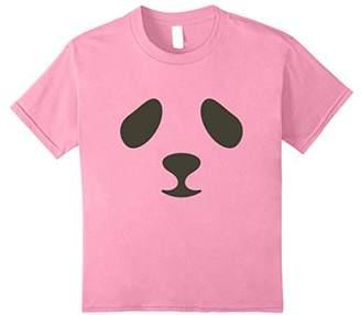 Panda Bear Face Costume T-Shirt