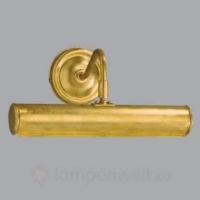 Exzellente Wandleuchte TAMINO gold 30 cm
