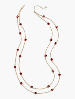 Talbots Double Layer Necklace