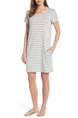 Caslon Knit Shift Dress (Regular & Petite)