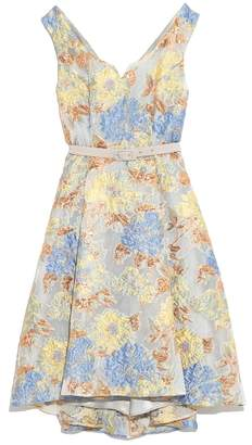 Lily Brown (リリー ブラウン) - リリーブラウン シアージャガードドレス
