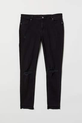 H&M H&M+ Super Skinny Jeans - Gray