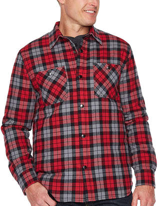 M·A·C Big Mac Quilt Lined Shirt Jacket