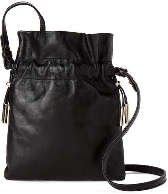 978fc7509828 Vince Camuto Leather Drawstring Bag - ShopStyle