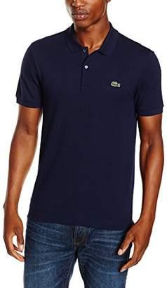 Lacoste L!VE Men's Polo, Black, Small ( Manufacturersize:3)