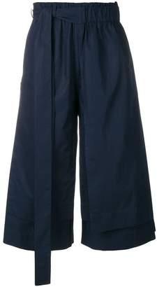 Craig Green side knot bermuda shorts