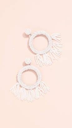 Deepa Gurnani Deepa by Teeganx Earrings