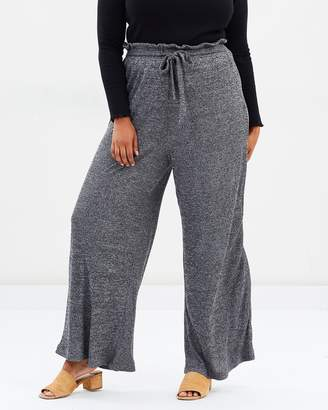 Sandiago Wide Leg Knit Pants