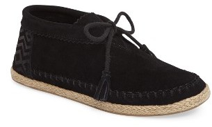 Women's Toms Palmera Chukka Bootie $97.95 thestylecure.com