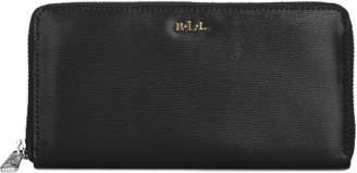 Ralph Lauren Tate Zip Wallet