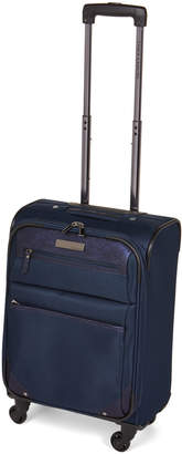 """Vince Camuto 19"""" Navy Courtnee Upright Spinner"""