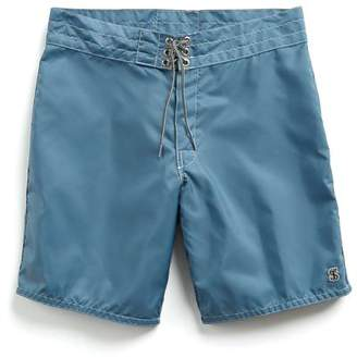 Todd Snyder Birdwell Beach Britches for Exclusive Birdwell Contrast Pocket 311 Board Shorts in Mast Blue