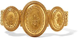 Fred Leighton - 1880s 18-karat Gold Bracelet
