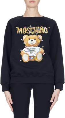 Moschino Christmas Teddy Sweatshirt