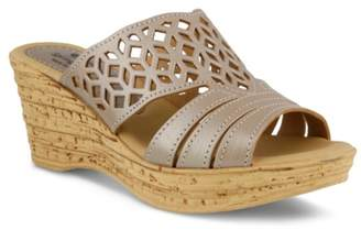 Spring Step Vino Wedge Sandal