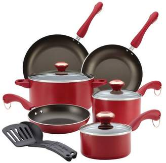 Paula Deen Signature Dishwasher Safe Nonstick 11-Piece Cookware Set