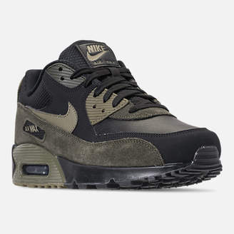 Nike Men's 90 Leather Running Shoes