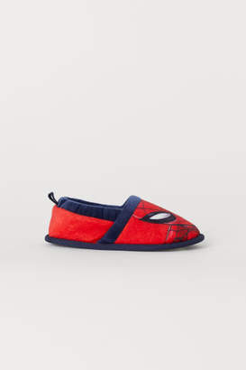 H&M Soft Slippers - Red