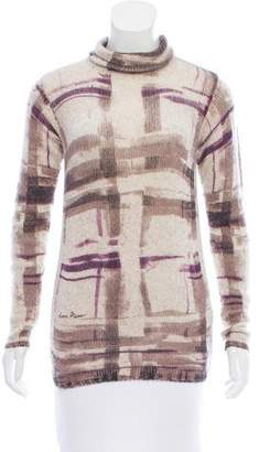 Loro Piana Printed Cashmere Sweater
